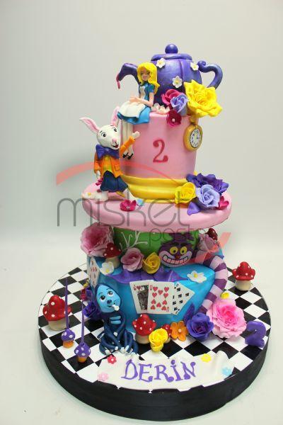 Bebek 199 Ocuk Pastaları Gt Kız 199 Ocukları İ 231 In Gt Alice